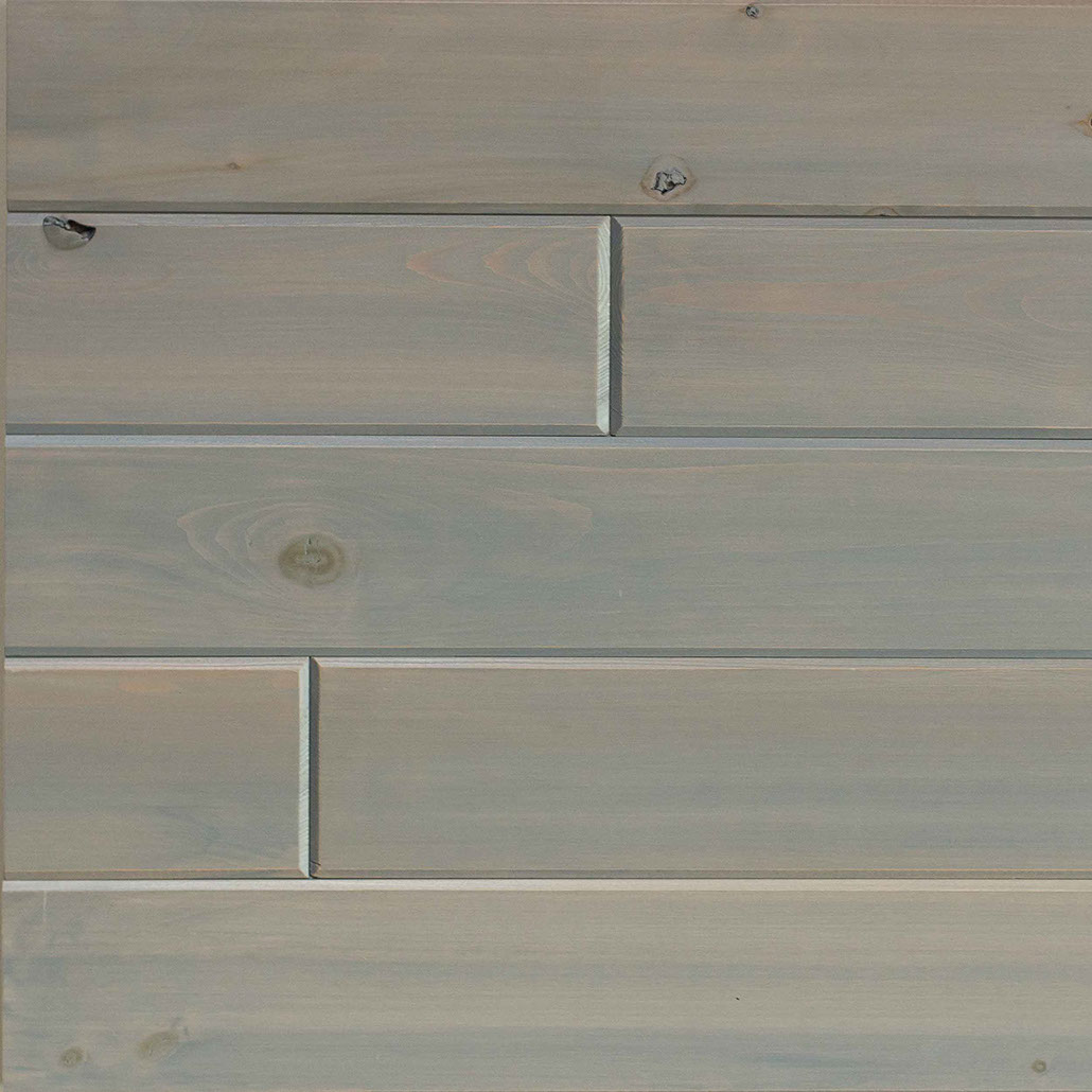 Synergy Cypress Weathered Grey T&G wood ceilings and walls by Synergy Wood