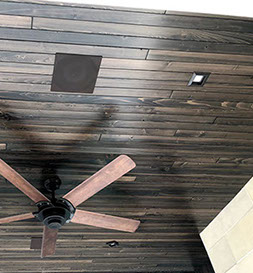 Caring for your Synergy Wood prefinished wood ceiling or walls