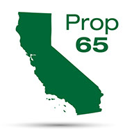 California Proposition 65 Wood Dust warning