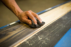 Synergy Wood Handcrafted prefinished t&g boards