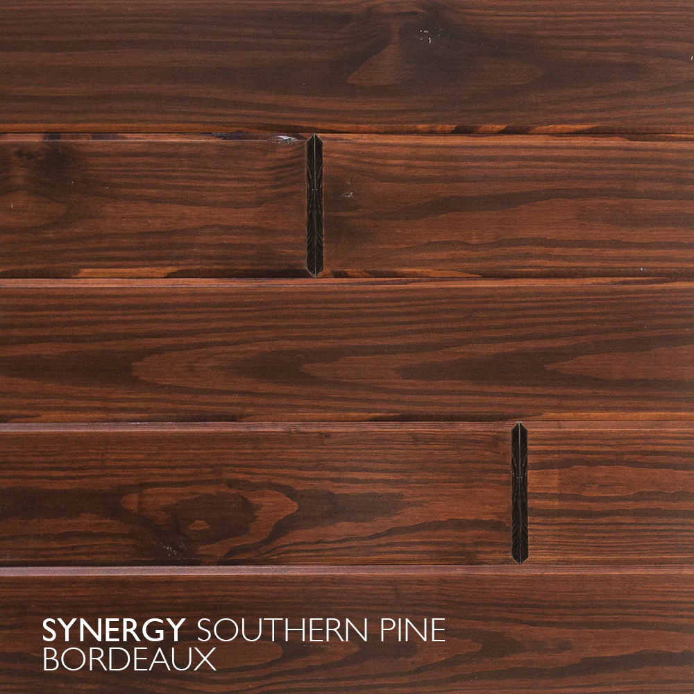 Synergy Southern Pine Bordeaux